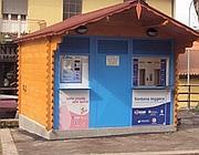 Il distributore di acqua e latte a Monterotondo, altro Comune attento all'ambiente