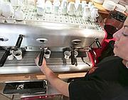 Una macchina per il caff�: alto il consumo di energia