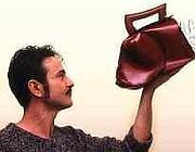 Le borse in pelle di Spanò a San Lorenzo
