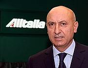 Rocco Sabelli, ad di Alitalia (Ansa)