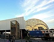 La struttura che ospiterà il nuovo Eataly Roma (Jpeg)