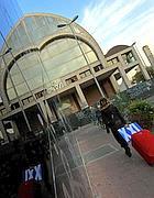 Il Terminal Ostiense che accoglierà i treni della «Ntv» (Jpeg)