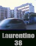Un fermo immagine dal video di Falbo