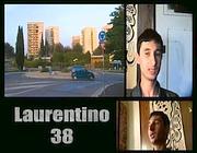 I frame del video su Laurentino 38 che raccontano in parallelo il quartiere (di A.Falbo)