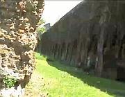 Fermo immagine dal video di Del Vecchio e Latini sul quartiere del Quadraro