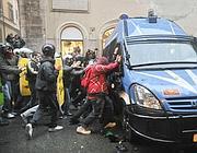 L'assalto a un blindato della polizia (Milestone)