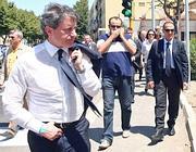 Il sindaco di Roma Gianni Alemanno (Ansa)