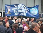 Sostenitori del Pdl all'Eur (Emblema)