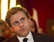 Il sindaco di Roma Alemanno (Ansa)