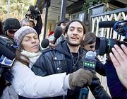 Edoardo Zanetti, il primo ad essere rilasciato (Proto)