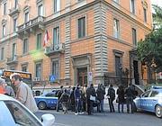 La sede dell'ambasciata cilena (Proto)