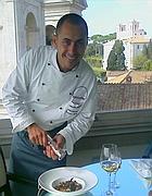 Francesco Apreda di Imago all'Hassler