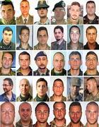 Le vittime in Afghanistan (Ansa)
