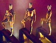 Tre componenti dei Kataklò