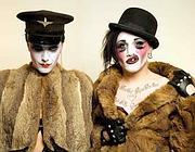 Provocazioni musicali e costumi dark per Mr Pustra e i Five Villains