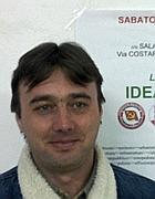 Uno dei candidati della lista bilingue