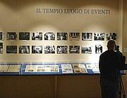 Una mostra sulla Shoà nei locali della Sinagoga