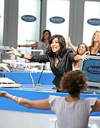 Una scena del film «Tutta la vita davanti», dedicato ai giovani dei call center