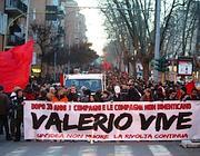 Manifestazione a Roma in ricordo di Verbano, in occasione dei 30 anni dall'omicidio (Eidon)