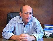 L'ex sindaco di Ponza Pompeo Rosario Porzio