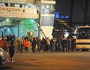 Lo sbarco dei tunisini dalla Clodia (Proto)