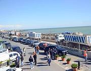 Lavorinel porto Concordia a Fiumicino (Faraglia)