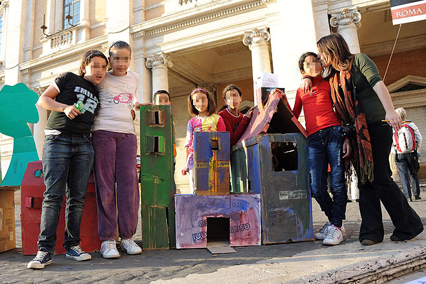 Le case dei sogni foto del giorno corriere roma for Planimetrie delle case dei sogni dei kentucky