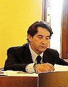 Favio Stefoni, sindaco di Castelnuovo di Porto