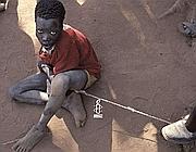 Un'immagine tratta dal sito di Amnesty