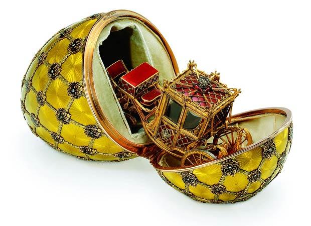 Faberge – законодатель ювелирной моды