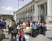 Il pranzo di Pasqua dei Rom a San Paolo (Proto)