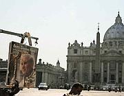 San Pietro prima dell' invasione per la beatificazione (Proto)