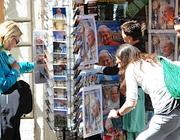 I negozi intorno al Vaticano possono restare aperti il 1° maggio (Eidon)