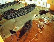 Il Museo delle Navi di Fiumicino, chiuso dal 2002