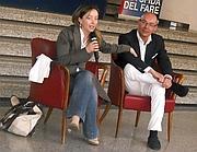 Il ministro Giorgia Meloni con Giovanni Di Giorgio