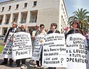 Un'altra protesta contro la chiusura del Luneur (Jpeg)