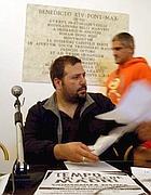 Luca Blasi, di Horus Project, racconta l'aggressione