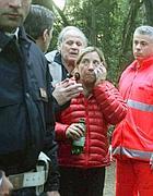 Una donna ferita da un barbone a Villa Ada nel 2007 (Proto)