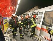 L'incidente del 2007 sulla linea A del metrò (Proto)