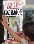 Un manifesto chiede  di trovare la bambina inglese Maddie McCann, rapita in Portogallo durante una vacanza