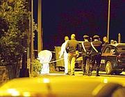 I carabinieri giunti sul luogo del delitto (Proto)