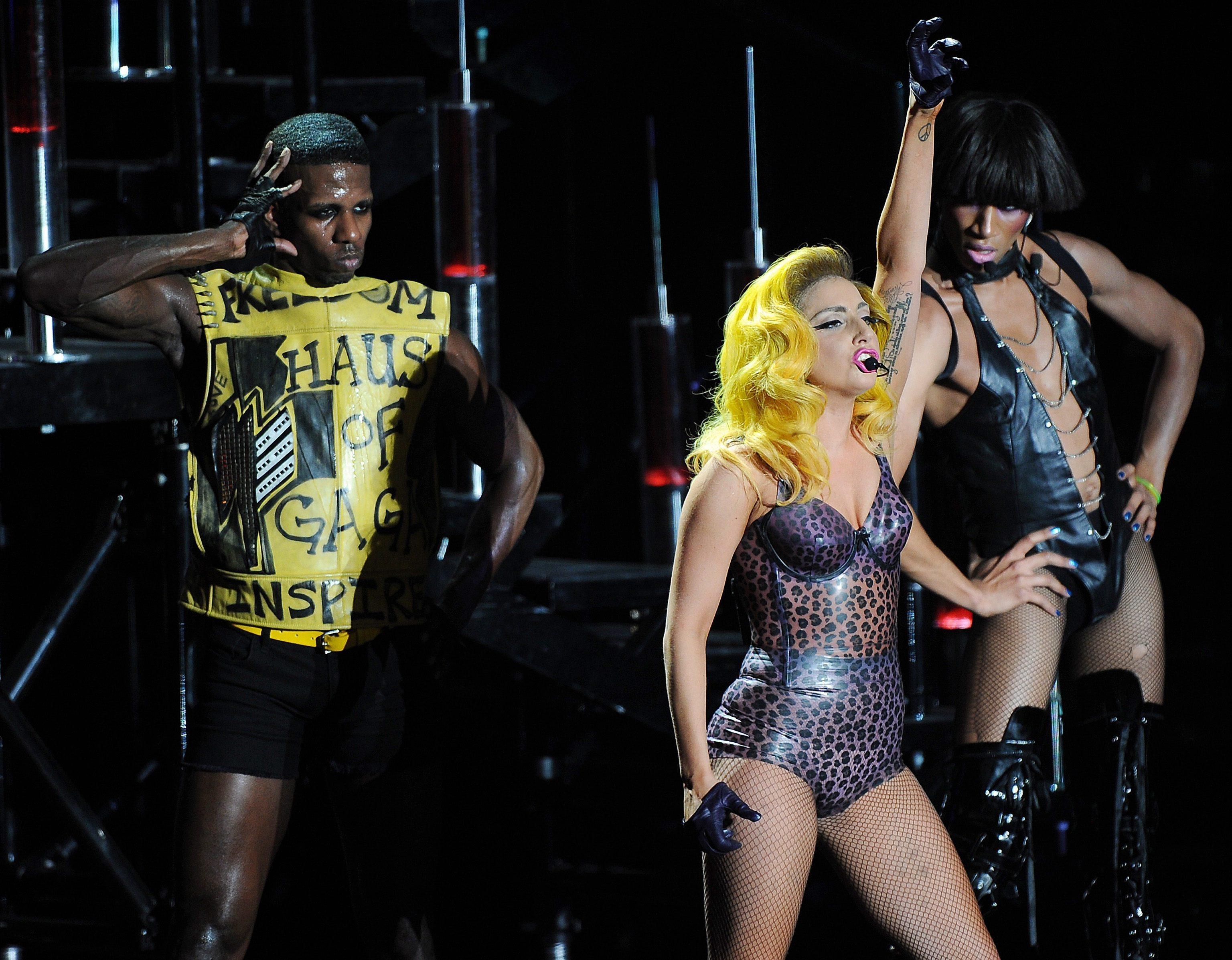Lady Gaga in concerto