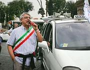 Il tassista Davide Bologna (Eidon)