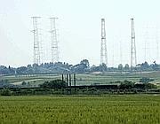 Le antenne di Radio Vaticana in Cesano, a Santa Maria di Galeria