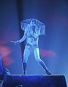 Lady Gaga in concerto (Reuters)
