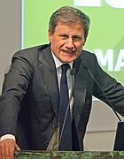 Gianni Alemanno, sindaco di Roma Capitale (Ansa)