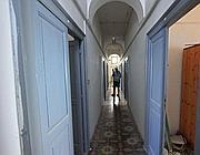 Un interno di villa Casati Stampa a Zannone (Jpeg)