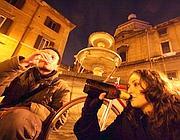 Movida a piazza Madonna dei Monti