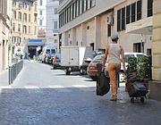 Via Leonina a Monti (Foto Proto)