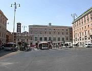 Piazza San Silvestro oggi